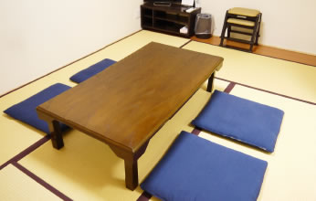 遺族控え室イメージ